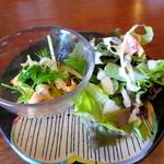 マイカフェ - サラダ