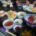 いちむら - 料理写真:いちむら御膳1880円