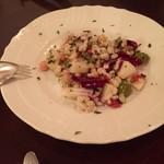 Sala Degustazione - 6種類の穀物サラダ