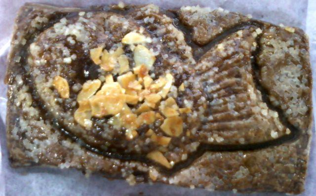 クロワッサン タイヤキ アイス - クロワッサンたい焼きショコラ