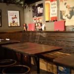 フリゴ - テーブル席
