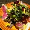 日仏食堂 en - 料理写真:サンマのコンフィのニース風サラダ 1,111円