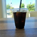 カフェ トビッチョ - アイスコーヒー(302円)