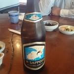 民芸茶房 - オリジナルサッポロビール
