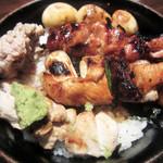 Re時屋 - 炭火焼き鳥丼