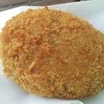 肉のひろさわ - 越生の梅コロッケ