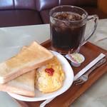 喫茶ホワイト - 料理写真:
