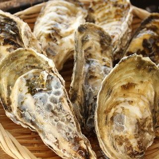 今が旬!!この時期の牡蠣は旨みが詰まって最高においしい!!