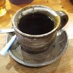 くまさんの台所 - 食後のコーヒー