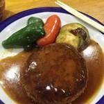 くまさんの台所 - ハンバーグ