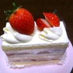和光 ケーキ&チョコレートショップ  - フレージェ756円