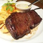 ステイゴールド - 牛ホホ肉のグリル