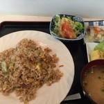 松月食堂 - 絶品焼き飯定食