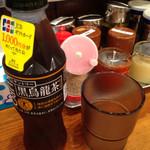 東池袋大勝軒 - ドリンク写真:黒ウーロン茶 Black Oolong Tea at Taishoken, Yokohama West!♪☆(*^o^*)