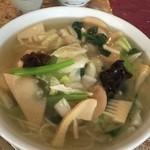 中國料理 聚寳園 - エビそば