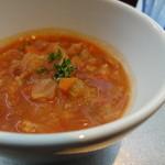 アワーズ - ランチ スープ