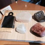 菜のはは - お塩は岩塩です!(O_O)