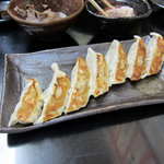 辛麺屋 桝元 - 餃子