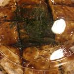 へんくつや 堀川店 - そば肉玉(持ち帰り¥800)