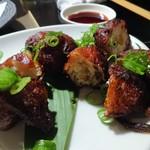 虎龍 - 地養鶏網焼き