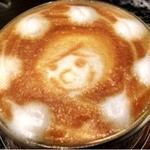 SALONE 2007 - 2015.10.  『Caffè o Tè カフェまたはティー』