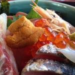 京丹後地産食堂 味工房 海鮮ひさみ - うまいんだな、これが