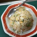 中華料理 仲屋 - 料理写真:チャーハン