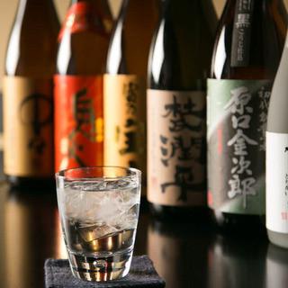 店主オススメのおすすめの日本酒ございます。