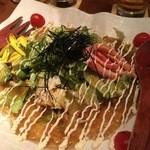 43475063 - ずわい蟹とアボガドのサラダ