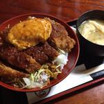 43486070 - 味噌カツ丼