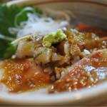 兼平鮮魚店・中洲川端店 - 茶漬け(お刺身定食)