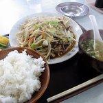 横浜軒 - 料理写真: