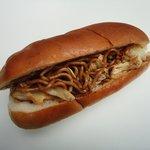 ナカムラ - 焼きそばパン(サービス品)