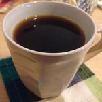 西新五丁目 あかり珈琲 - 珈琲。苦味、渋み、コク、酸味とバランスが良いです。