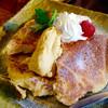 農家を味わう店 ポラーノ広場 - 料理写真:限定パンケーキ