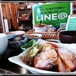 アンブロジア - 料理写真:ボリュームたっぷりのランチ お味もCPも共に最高です☆