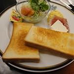 イノダコーヒ 三条支店 - 2015年10月再訪・生ハムが美味い!