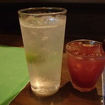 MARU - ゆずきちハイボール&巨峰のお酒