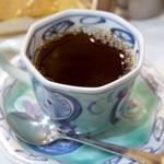 喫茶ヤナギ - モーニングサービス