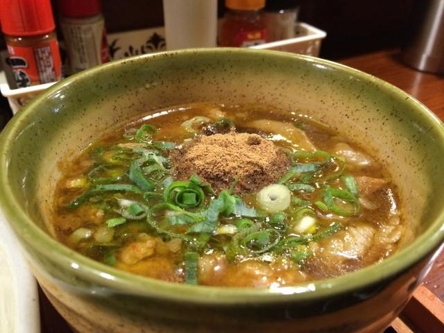麺舎 ヒゲイヌ - スープカレー風 ※2015年10月