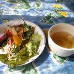 ナヴォーナ - サラダとスープ