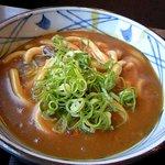丸亀製麺 - カレーうどん(大)480円
