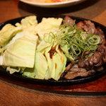 すじ平 - 肉