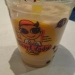 パールレディー - ミルクティー × ブラックパール