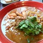 43505379 - 海老坦々麺