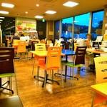 カフェ・ラ・ジータ - 店内