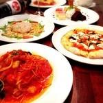 イタリアン酒場 PEACE - 料理写真:コース料理