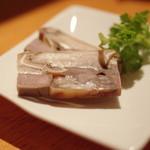 43509032 - 水晶餚肉(ぶたすねにこゞり)