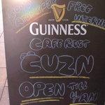 CafeRest'CUZN -