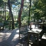 記念の森レストハウス -